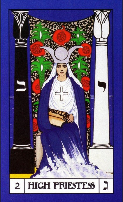 The High Priestess BOTA