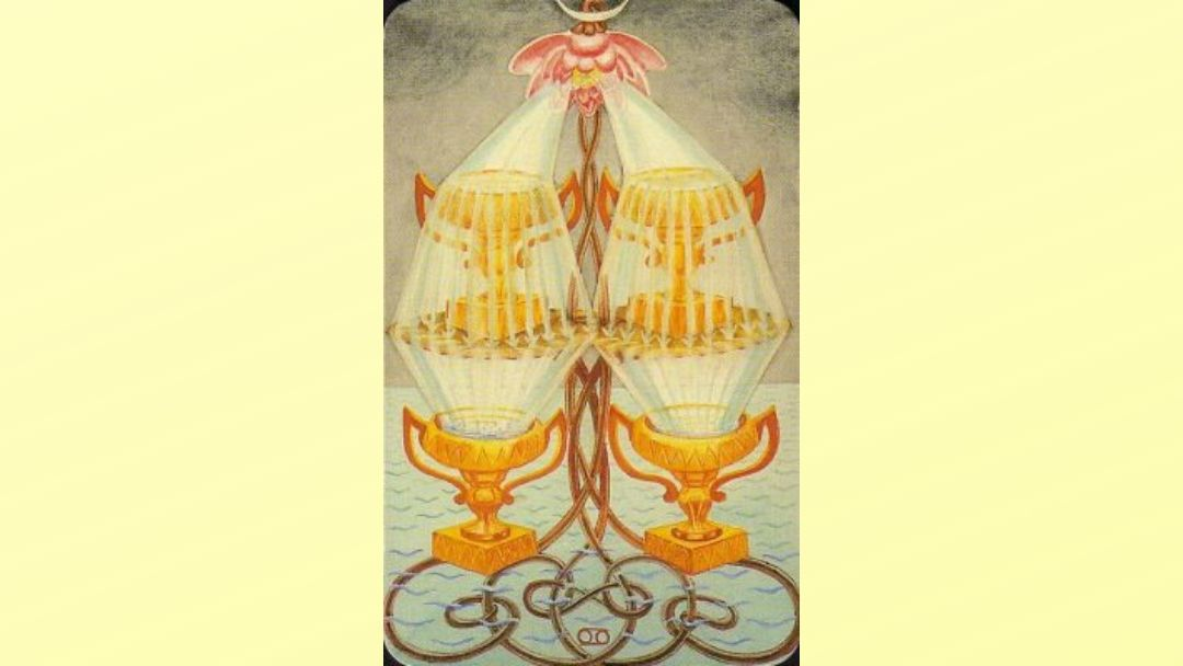 Four of Cups – Luxury