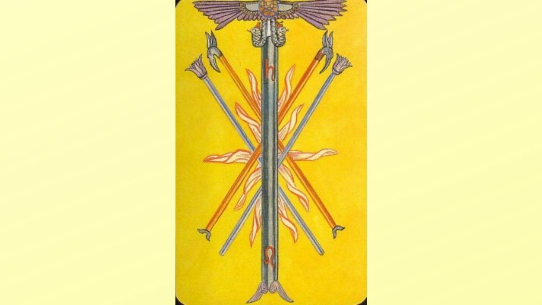Five of Wands – Strife