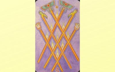 Six of Wands – Victory