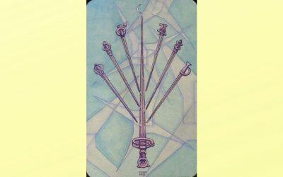 Seven of Swords – Futility