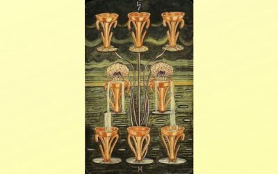 Eight of Cups – Indolence