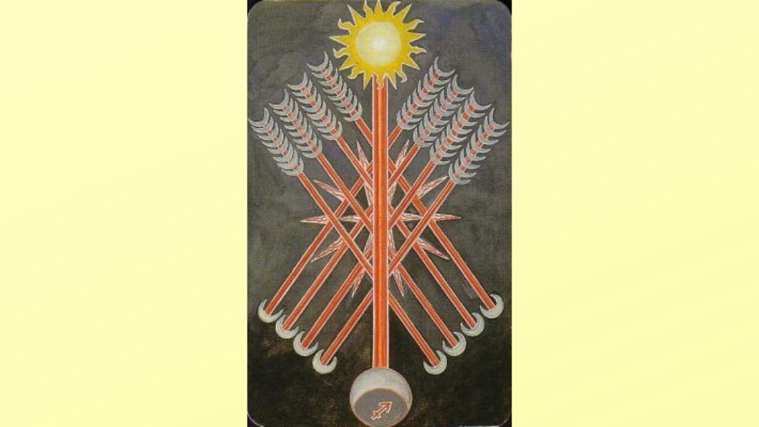 Nine of Wands – Strength