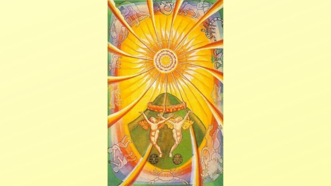 19 The Sun – Book of Thoth