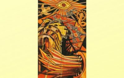 16 The Tower – Book of Thoth