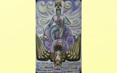 Prince of Cups – book of Thoth