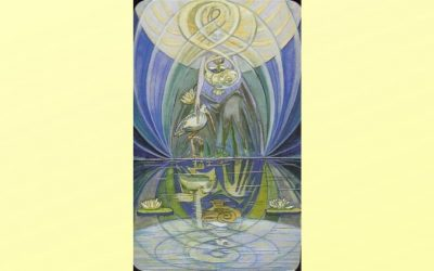 Queen of Cups – Book of Thoth