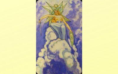 Queen of Swords – Book of Thoth