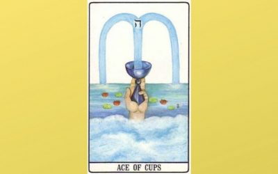 Ace of Cups – Golden Dawn