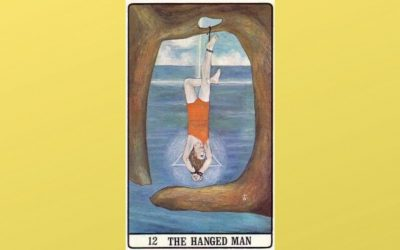 12 The Hanged Man – Golden Dawn