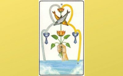 Lord of Love – 2 of Cups – Golden Dawn