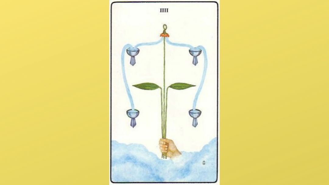 Lord of Luxury 4 of Cups – Golden Dawn