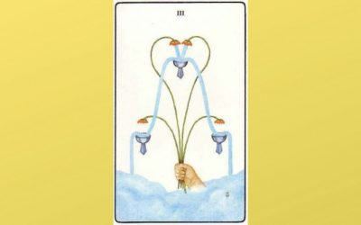 Lord of Abundance 3 of Cups – Golden Dawn
