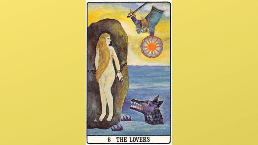 6 The Lovers – Golden Dawn