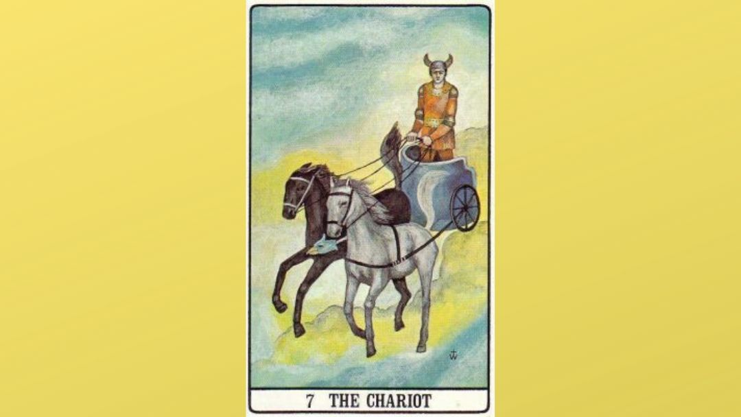 7 The Chariot – Golden Dawn