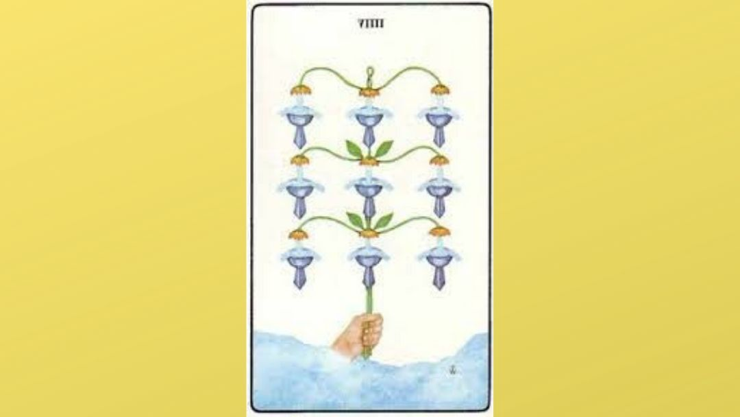 Lord of Material Happiness – 9 of Cups – Golden Dawn