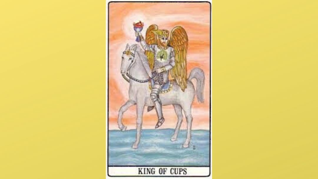 King of Cups – Golden Dawn