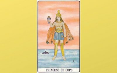 Princess of Cups – Golden Dawn