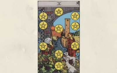 10 of Pentacles – Rider-Waite