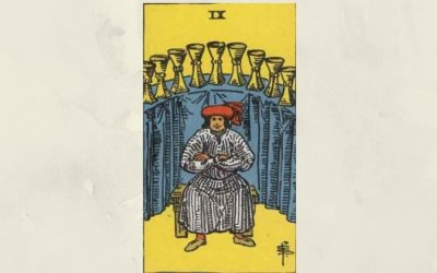 9 of Cups – Rider-Waite