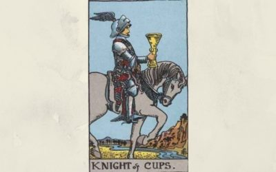 Knight of Cups – Rider-Waite