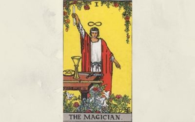 1 The Magician – Rider-Waite