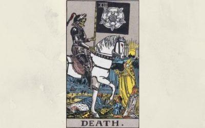 13 Death – Rider-Waite