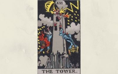 16 The Tower – Rider-Waite