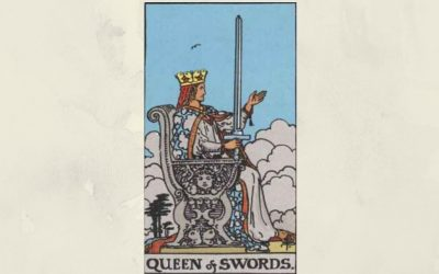 Queen of Swords – Rider-Waite