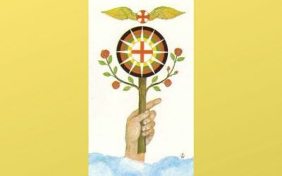 Ace of Pentacles – Golden Dawn