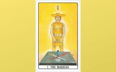 1 The Magician – Golden Dawn