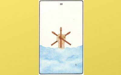 Lord of Established Strength – 3 of Wands – Golden Dawn