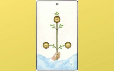 Lord of Works – 3 of Pentacles – Golden Dawn