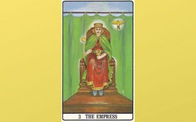 3 The Empress – Golden Dawn