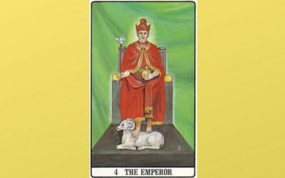 4 The Emperor – Golden Dawn