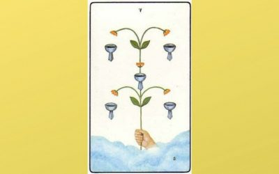 Lord of Loss in pleasure 5 of Cups – Golden Dawn