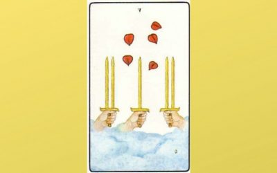 Lord of Defeat – 5 of Swords – Golden Dawn
